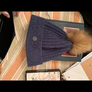 Patill hat super warm and cute